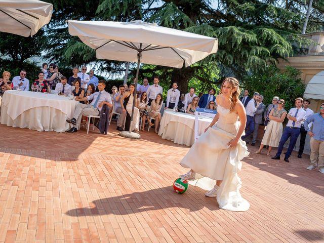 Il matrimonio di Stefano e Silvia a Castrezzato, Brescia 40