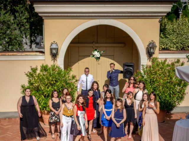 Il matrimonio di Stefano e Silvia a Castrezzato, Brescia 42