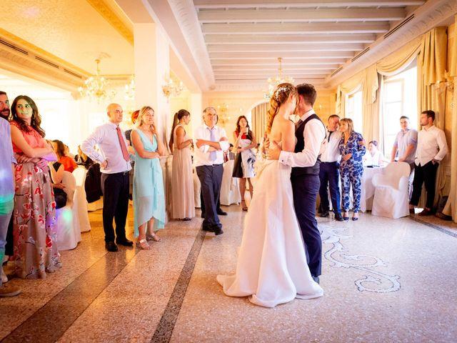 Il matrimonio di Stefano e Silvia a Castrezzato, Brescia 51