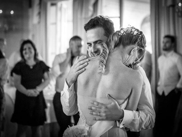 Il matrimonio di Stefano e Silvia a Castrezzato, Brescia 52
