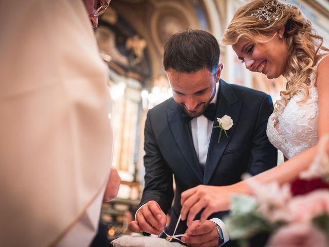 Il matrimonio di Pietro e Sara a Rocca Susella, Pavia 15