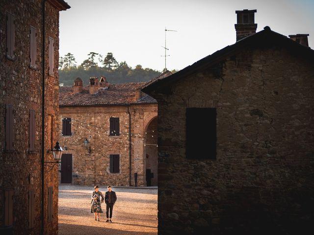 Il matrimonio di Pietro e Sara a Rocca Susella, Pavia 20