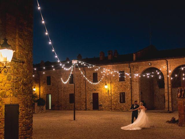Il matrimonio di Pietro e Sara a Rocca Susella, Pavia 27