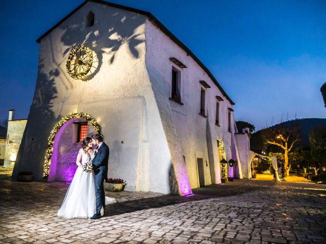 Le nozze di Aurora e Gennaro