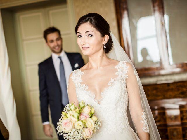 Il matrimonio di Daniele e Elena a Stresa, Verbania 13