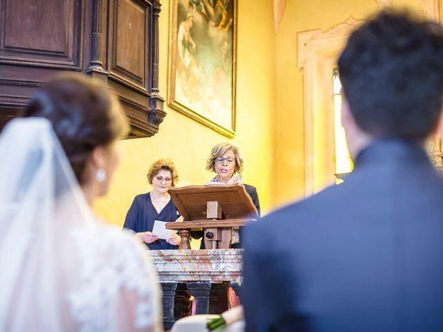 Il matrimonio di Daniele e Elena a Stresa, Verbania 17