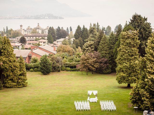 Il matrimonio di Daniele e Elena a Stresa, Verbania 2