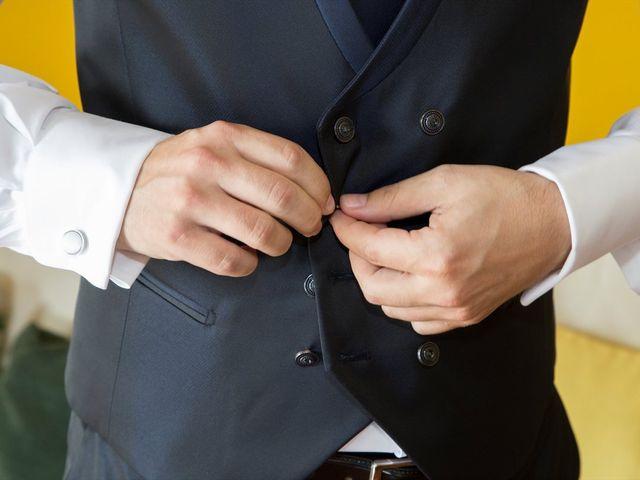Il matrimonio di Roberto e Valentina a Solaro, Milano 1