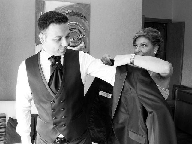Il matrimonio di Roberto e Valentina a Solaro, Milano 3