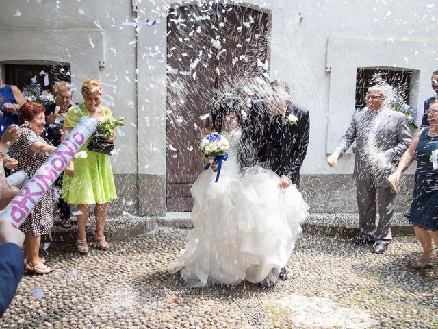 Il matrimonio di Roberto e Valentina a Solaro, Milano 26