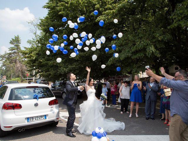 Il matrimonio di Roberto e Valentina a Solaro, Milano 28