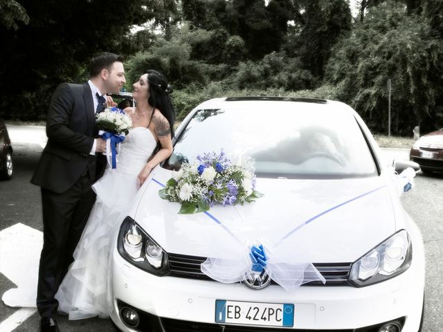 Il matrimonio di Roberto e Valentina a Solaro, Milano 29