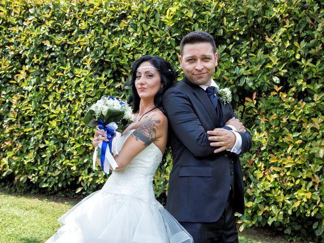 Il matrimonio di Roberto e Valentina a Solaro, Milano 37
