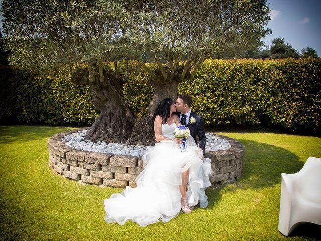 Il matrimonio di Roberto e Valentina a Solaro, Milano 39