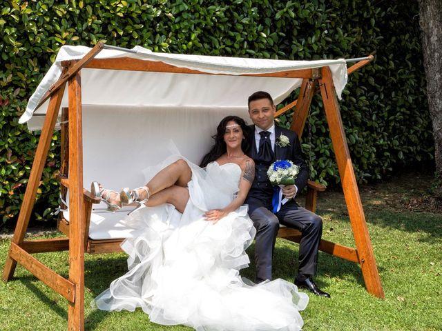 Il matrimonio di Roberto e Valentina a Solaro, Milano 42
