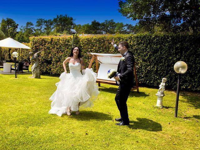 Il matrimonio di Roberto e Valentina a Solaro, Milano 43