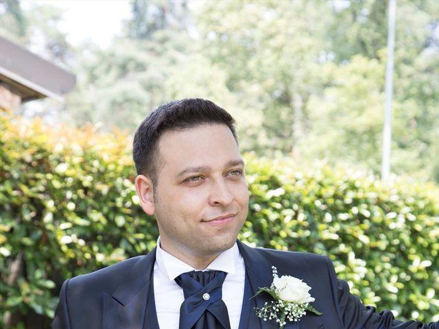 Il matrimonio di Roberto e Valentina a Solaro, Milano 44