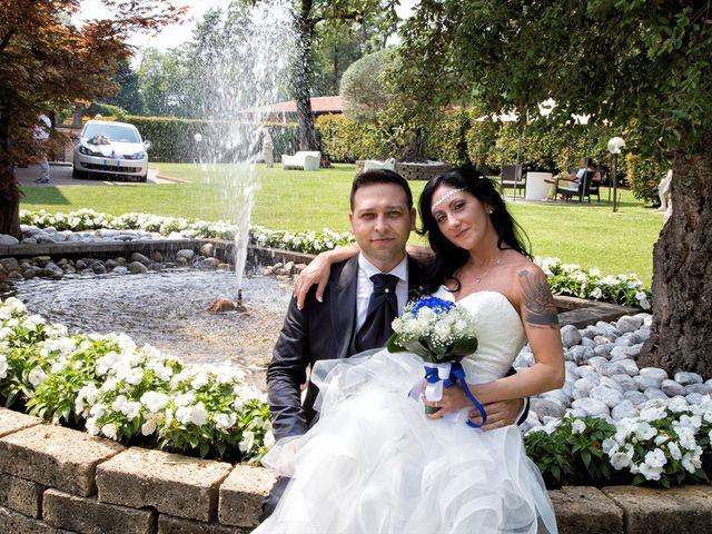 Il matrimonio di Roberto e Valentina a Solaro, Milano 47