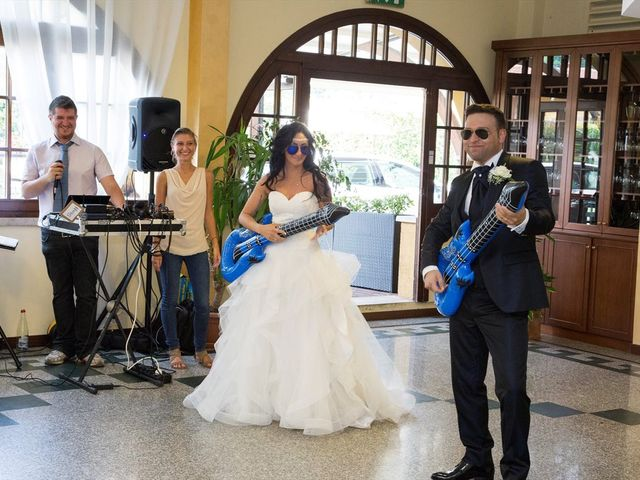 Il matrimonio di Roberto e Valentina a Solaro, Milano 48