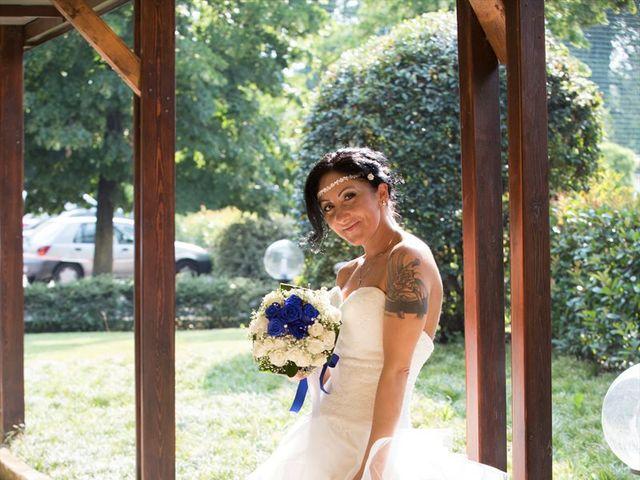 Il matrimonio di Roberto e Valentina a Solaro, Milano 54