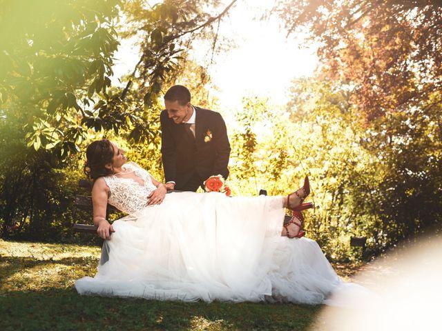 Il matrimonio di Nicola e Francesca a Brescia, Brescia 17
