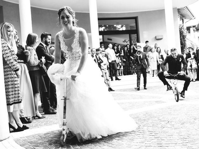 Il matrimonio di Nicola e Francesca a Brescia, Brescia 18