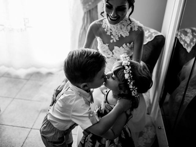 Il matrimonio di Fausto e Sefora a Chiaramonte Gulfi, Ragusa 16