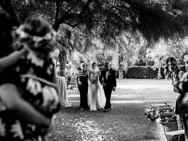 Il matrimonio di Fausto e Sefora a Chiaramonte Gulfi, Ragusa 22