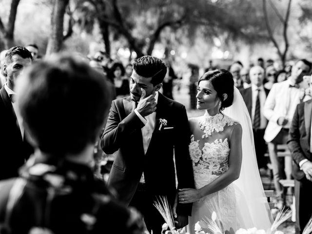 Il matrimonio di Fausto e Sefora a Chiaramonte Gulfi, Ragusa 28