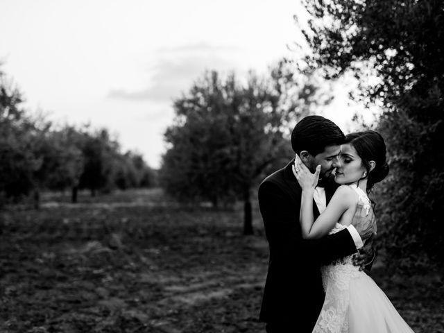 Il matrimonio di Fausto e Sefora a Chiaramonte Gulfi, Ragusa 34
