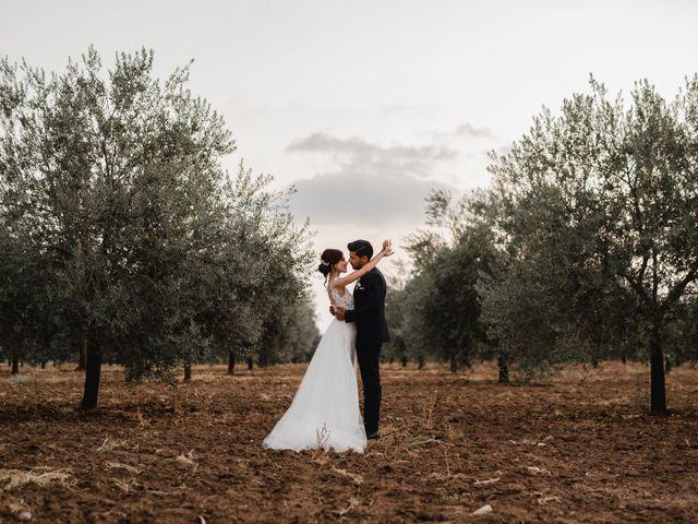 Il matrimonio di Fausto e Sefora a Chiaramonte Gulfi, Ragusa 35