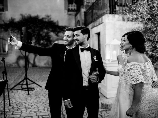 Il matrimonio di Fausto e Sefora a Chiaramonte Gulfi, Ragusa 41