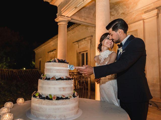 Il matrimonio di Fausto e Sefora a Chiaramonte Gulfi, Ragusa 42