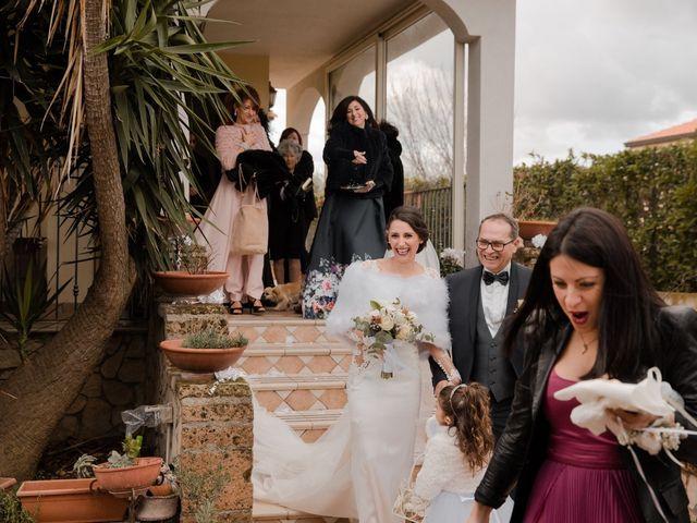 Il matrimonio di Mario e Felisia a Atri, Teramo 17