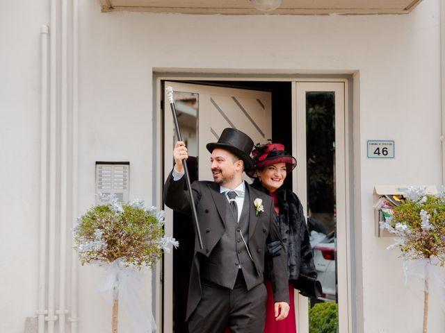 Il matrimonio di Mario e Felisia a Atri, Teramo 19