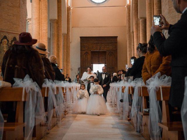 Il matrimonio di Mario e Felisia a Atri, Teramo 23