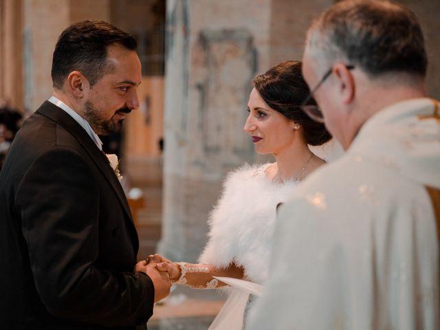 Il matrimonio di Mario e Felisia a Atri, Teramo 28