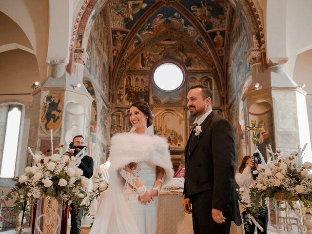 Il matrimonio di Mario e Felisia a Atri, Teramo 29