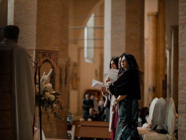Il matrimonio di Mario e Felisia a Atri, Teramo 30