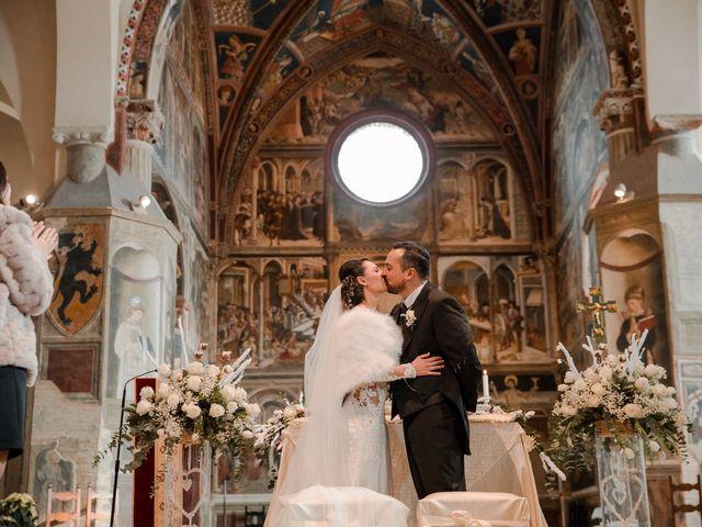 Il matrimonio di Mario e Felisia a Atri, Teramo 34