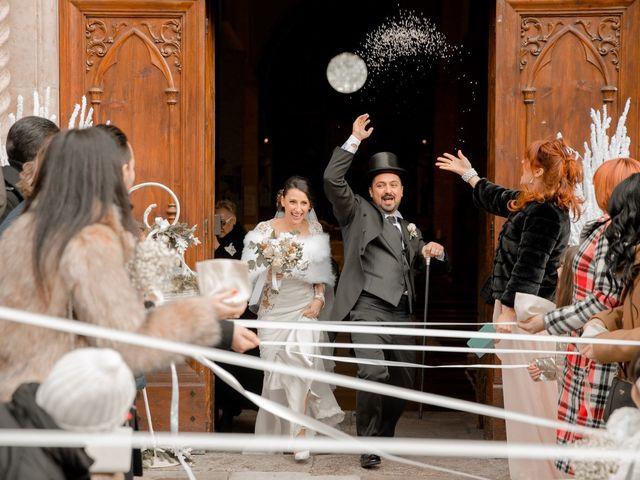 Il matrimonio di Mario e Felisia a Atri, Teramo 36