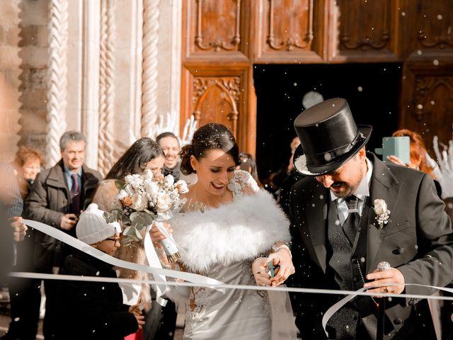 Il matrimonio di Mario e Felisia a Atri, Teramo 37