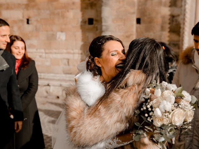 Il matrimonio di Mario e Felisia a Atri, Teramo 41