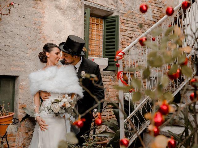 Il matrimonio di Mario e Felisia a Atri, Teramo 43