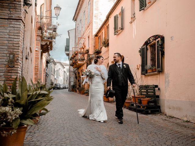 Il matrimonio di Mario e Felisia a Atri, Teramo 49