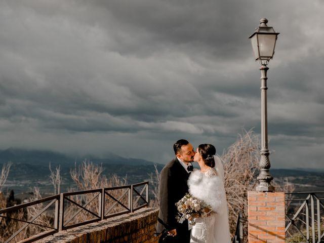 Il matrimonio di Mario e Felisia a Atri, Teramo 50