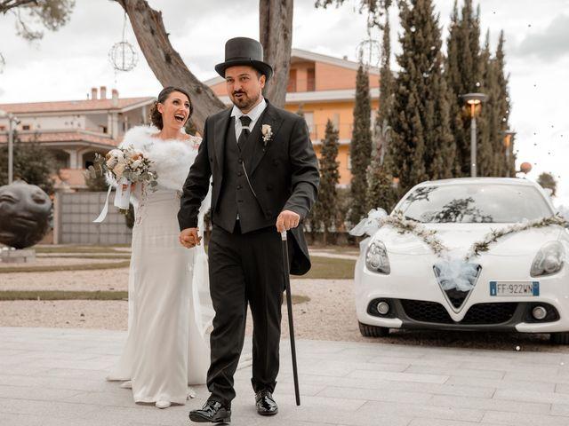 Il matrimonio di Mario e Felisia a Atri, Teramo 52