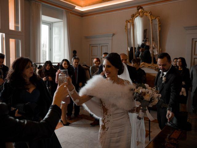 Il matrimonio di Mario e Felisia a Atri, Teramo 53