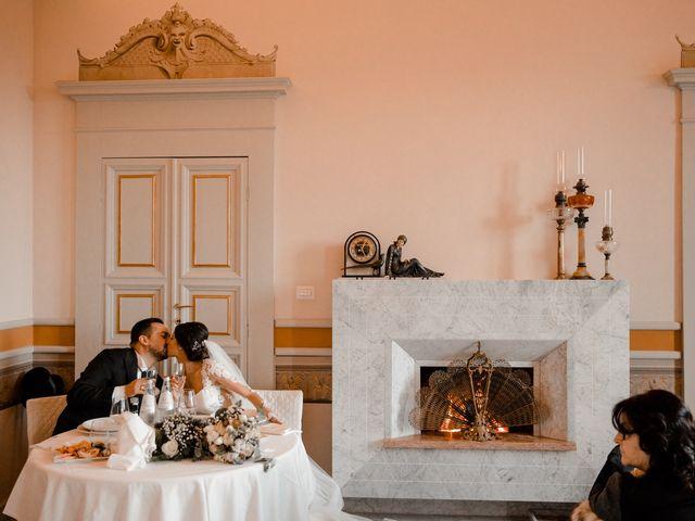 Il matrimonio di Mario e Felisia a Atri, Teramo 56