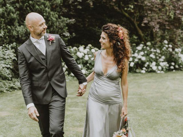 Le nozze di Paola e Ton